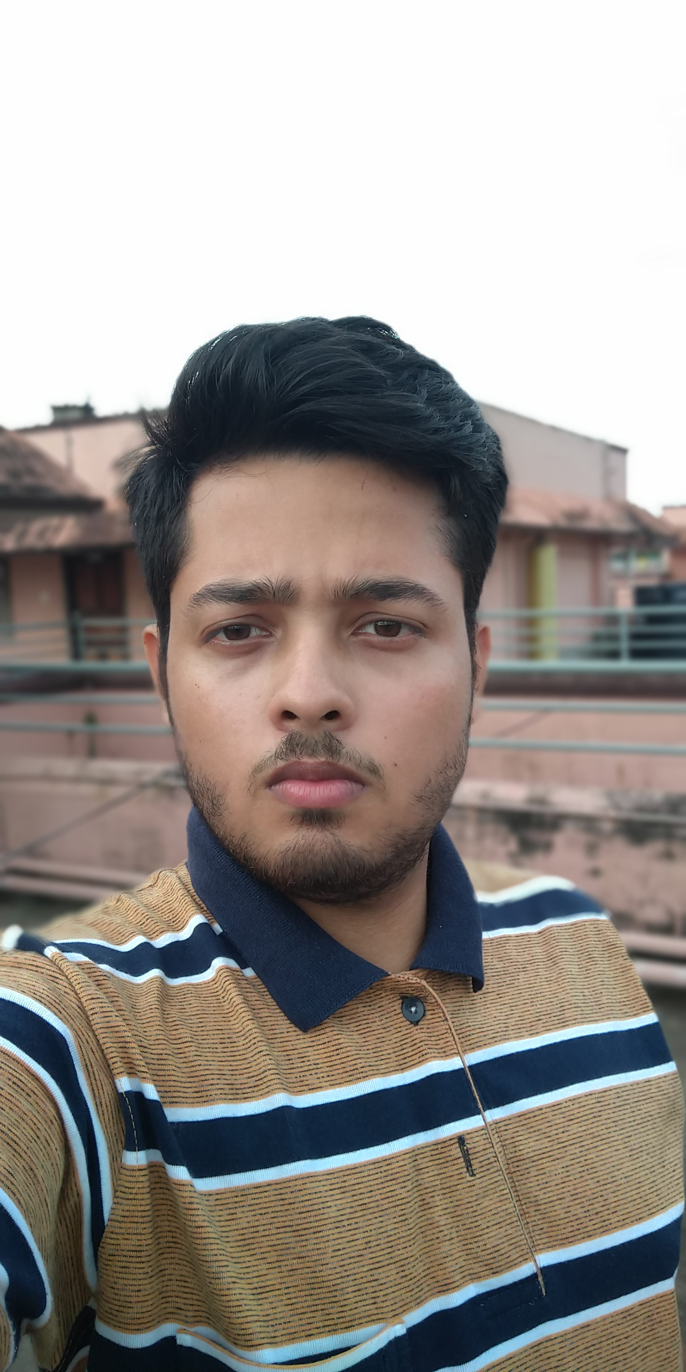 Selfie with Live Bokeh